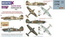 Montex 1/32 Hurricane IIB  Paint Mask for Fly Models