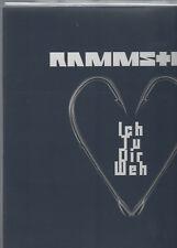 """RAMMSTEIN """"Ich Tu Dir Weh"""" 2 Track 12 Inch VINYL unplayed"""