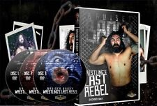 Bruiser Brody - Wrestlings Last Rebel Triple DVD Set, NWA SCW AWA AJPW NJPW