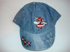 bejeweled swarovski crystal jeans hat eagel heart stars