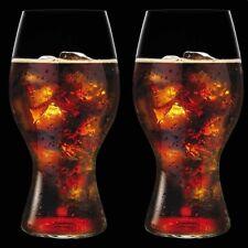 4 Riedel Coca-Cola Gläser, Neuheit 2014 !! Colagläser,Coca-Cola Glas  0414/21