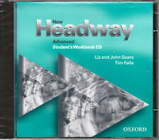 Oxford NEW HEADWAY Advanced Student's Workbook CD @NEW & SEALED@