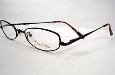 THALIA Bianca Black women Eyeglasses Frame eyewear designer new optical