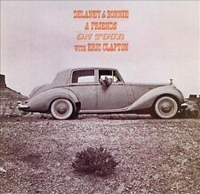 Delaney & Bonnie On Tour With Eric Clapton, DELANEY BONNIE & FRIENDS, Very Good