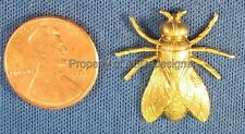 6pc Raw Brass Wasp Hornet Horsefly Insect Finding 5250
