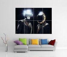 DAFT PUNK GET LUCKY RANDOM ACCESS MEMORIES GIANT WALL ART PHOTO POSTER J181
