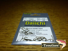 25 x DAIICHI 1560 #10 TRADITIONAL NYMPH & WET FLY HOOK FLY TYING