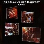 Live, Barclay James Harvest CD | 5013929722224 | New