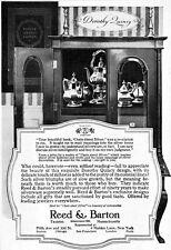Reed & Barton Dorothy Quincy Design Silver Tea Set 1914 Magazine Print Ad