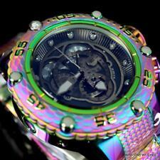 Invicta Subaqua Noma VI Iridescent Steel Swiss Master Calendar 52mm Watch New