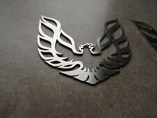 Formula Firebird Trans Am Fender Emblem Set Brushed STAINLESS STEEL