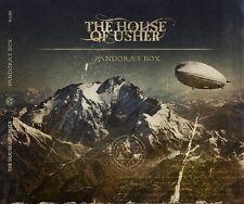 THE HOUSE OF USHER Pandora's Box CD Digipack 2011