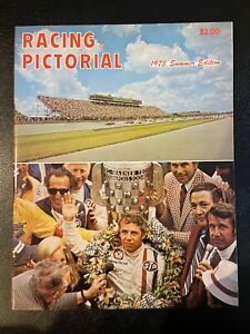 Racing Pictorial Magazine 1973 Summer Edition