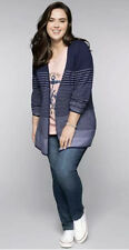 Sheego Navy Cardigan Plus Size 22-24 New With Tags Worth £38