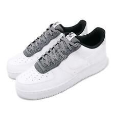 Nike Air Force 1 07 LV8 4 White Black Grey Mens AF1 Lifestyle Shoes CK4363-100