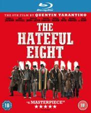 The Hateful Eight Blu-ray DVD Region 2