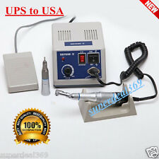 Dental Lab Marathon N3 Electric Micro Motor Contra Angle Straight Handpiece YRB0