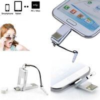 Micro USB+USB 2.0 OTG Adapter*SD T-Flash Memory Card Reader for Smart Phone 1pcs