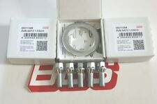 BBS CENTERING RING PFS KITS {4} WITH BOLTS FOR VW & AUDI 57.1MM & 5X112