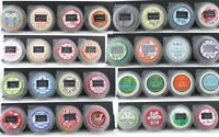Bath Body Works Fragrance Wax Melts .97oz U Choose Summer Fall Holiday Signature