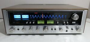 SANSUI 7070 RECEIVER WORKS PERFECT SERVICED FULLY RECAPPED LED UPGRADE EXCELLENT
