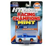 RACING CHAMPIONS 1:64 MINT GULF 1959 FORD F-250 PICKUP TRUCK RCSP009 BLUE