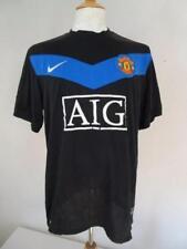 Camisetas de fútbol de clubes ingleses negros Nike