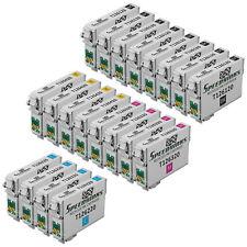 20pk Reman For Epson 8xT126120 Bk 4ea T126220 C T126320 M T126420 Y  520 630 633