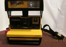 New Classic Polaroid JobPro2 600 Film Instant Camera Made in UK Fuly Operational