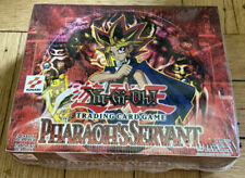 Yu-Gi-Oh Pharaoh's Servant Trading Card Game Booster Box
