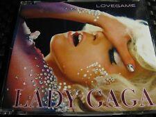 CD LADY GAGA Rare Made in EU Lovegame 27120317