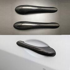 Carbon Fiber Door Handle Cover Trim For Maserati GranTurismo S MC GT GTS Coupe