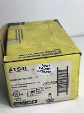 Caddy ATS41 Acoustical Tee Bar Clip - Box Of 100