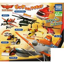 planes 2 fire & rescue set of 6 Takara Tomy figures Dusty Avalanche Dipper Blade