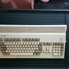 Working Amiga 1200 A1200 commodore new capacitors !!no 600 A500 500 2000 3000