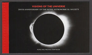 2020 VISIONS of the UNIVERSE - PRESTIGE STAMP BOOK - PSB DY32