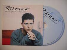 SILVANO : NE JOUE PLUS AVEC MON COEUR [ CD SINGLE PORT GRATUIT ]