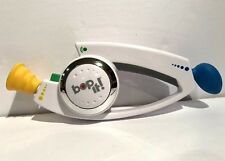 BOP IT White Electronic Handheld Game BOPIT Game Toy Reflex Test 2008 HASBRO