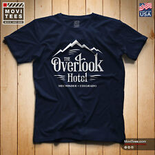 The Overlook Hotel T-Shirt 100% Cotton The Shining Inspired Fan Art S-5XL