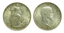 pci2473) Vittorio Emanuele III (1900-1943) - 10 Lire Impero 1936