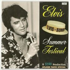 ELVIS PRESLEY CD SUMMER FESTIVAL - SPLICED TAKES 2018 STAR THAT'S THE WAY IT IS