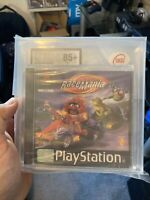 Muppet Race Mania Ps1 New Sealed Graded 85+