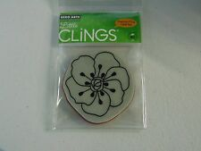 HERO ARTS SMALL SWEET PETALS CG311 CLING CLEAR RUBBER STAMPS NEW A1055