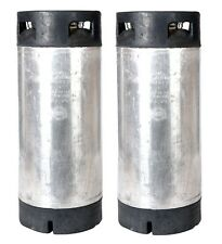 5 Gallon Pin Lock Reconditioned 'Corny' Kegs Two Pack - Homebrew - Free Shipping