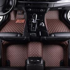 Super 8 Colors Leather Fits Audi A3 2010-2013 Waterproof Car Floor Carpet H215