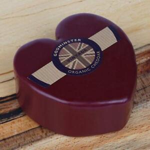 Godminster Organic Cheddar Heart 400g - Vintage Organic Cheddar