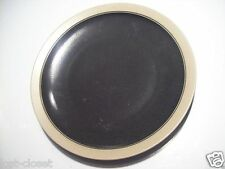 "Mikasa Villagio Charcoal Stone Craft 12"" Chop Plate Serving Platter Dish @cLOSeT"