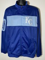 Kansas City Royals - MLB GIII Carl Banks Full-Zip Men's Jacket - Large