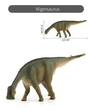 Jurassic Realistic Nigersaurus Dinosaur Figure Model For Kids Dino Toy Gift