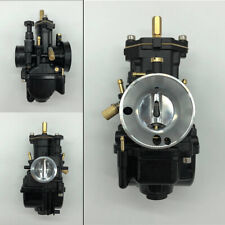 30mm Carburetor for PWK Racing Flat Side Carb Scooter ATV Go Kart PIT DIRT BIKE